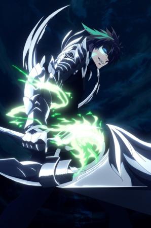 взрыв 1 серия аниме